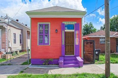 Single Family Home For Sale: 2527 St Ann Street