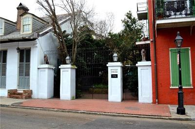 New Orleans Condo For Sale: 1022 St Peter Street #202