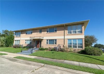 New Orleans Condo For Sale: 7301 West End Boulevard #C