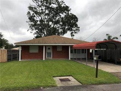 Single Family Home For Sale: 2728 Blanche Street