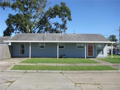 Single Family Home For Sale: 460 Helis Drive
