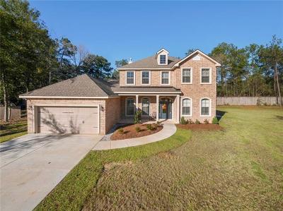 Covington Single Family Home For Sale: 1222 Needle Point Ln Lane