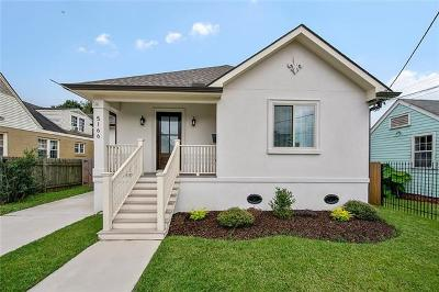 Single Family Home For Sale: 5166 Marigny Street