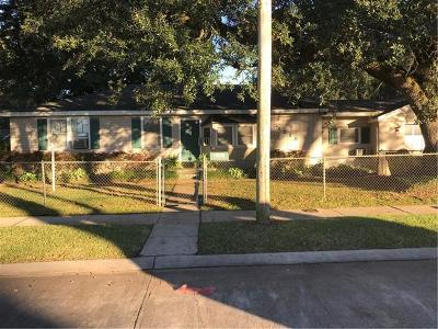 Kenner Single Family Home For Sale: 1218 Fairway Street