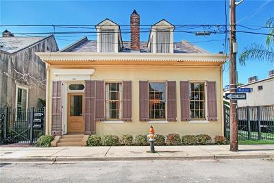 New Orleans Condo For Sale: 1231 Marais Street #B