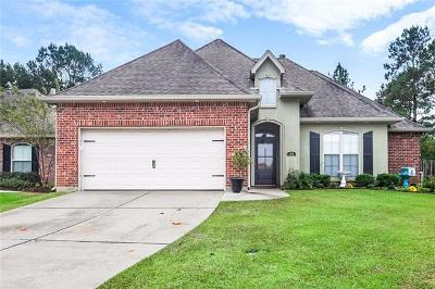 Madisonville Single Family Home For Sale: 369 S Brown Thrasher Loop