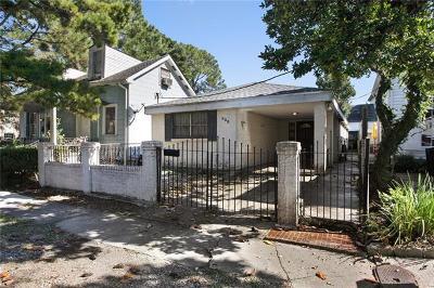 Single Family Home For Sale: 535 Calhoun Street