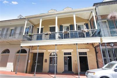 New Orleans Condo For Sale: 521 St Louis Street #10