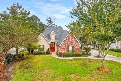 Mandeville Single Family Home Pending Continue to Show: 387 Red Maple Drive