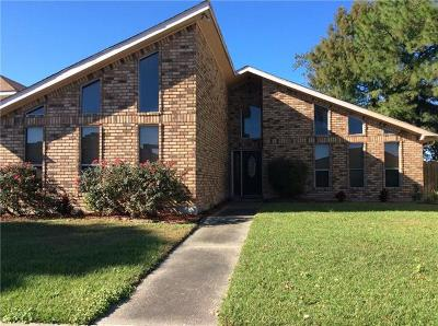New Orleans Single Family Home For Sale: 5879 E Louis Prima Drive