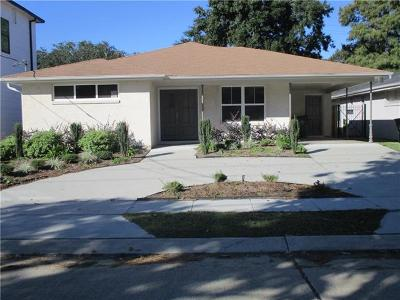 Metairie Single Family Home For Sale: 3016 Metairie Heights Avenue
