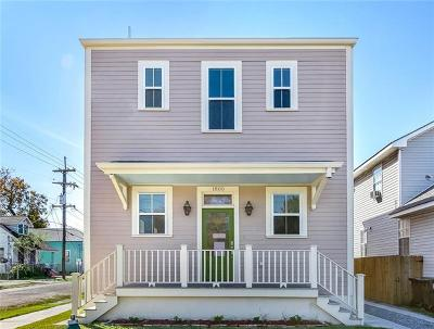 New Orleans Single Family Home For Sale: 1800 Lapeyrouse Street