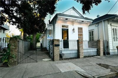 New Orleans Single Family Home For Sale: 623 Bartholomew Street