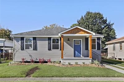 Jefferson Single Family Home For Sale: 526 Gelpi Avenue