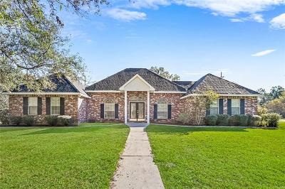Madisonville Single Family Home For Sale: 111 Pine Oaks Drive