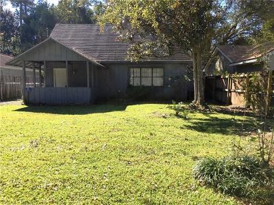Slidell Single Family Home For Sale: 35680 Garden Drive