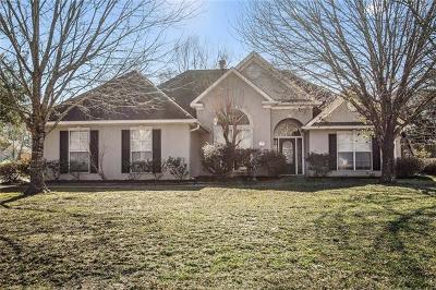 Single Family Home For Sale: 1396 Fairfield Drive
