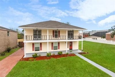 New Orleans Single Family Home For Sale: 8421 Aberdeen Road