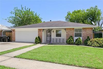 Single Family Home For Sale: 7341 Ligustrum Drive