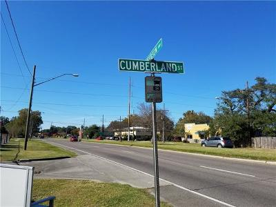 River Ridge, Harahan Residential Lots & Land For Sale: 129 S Cumberland Street