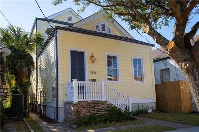 New Orleans Single Family Home For Sale: 2928 Dumaine Street