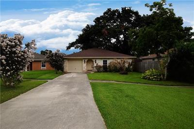 Metairie Single Family Home For Sale: 4309 Avron Boulevard