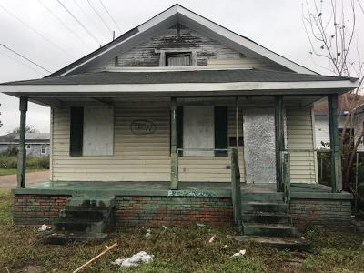New Orleans Single Family Home For Sale: 2241 Music Street