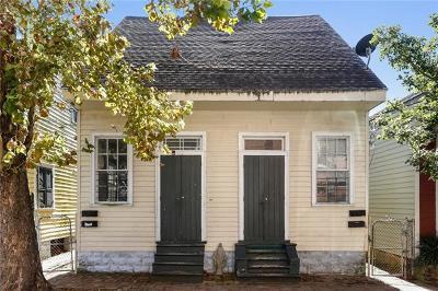 Multi Family Home For Sale: 2320 Burgundy Street