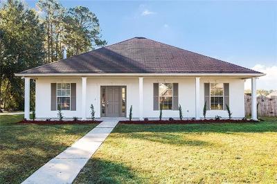 Madisonville LA Single Family Home For Sale: $229,000