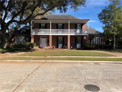 Single Family Home For Sale: 3624 Pin Oak Avenue