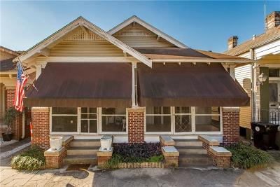 New Orleans Multi Family Home For Sale: 4626 Orleans Avenue