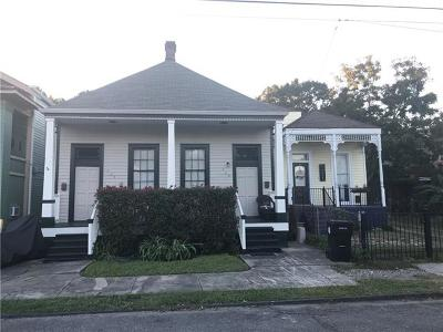 New Orleans Multi Family Home For Sale: 723 Elmira Avenue