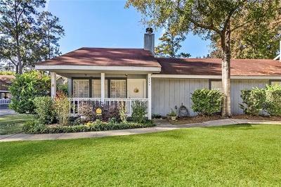 Mandeville Condo For Sale: 424 Cedarwood Drive #424