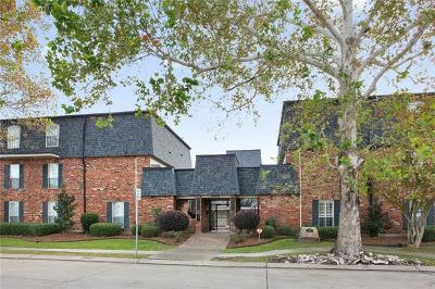 Metairie Condo For Sale: 2601 Metairie Lawn Drive #307