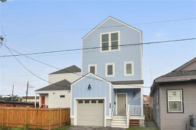 New Orleans Single Family Home For Sale: 2525 Amelia Street