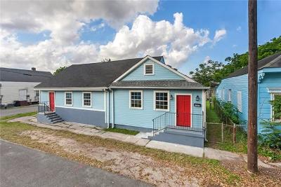 New Orleans Multi Family Home For Sale: 6301 Dauphine Street