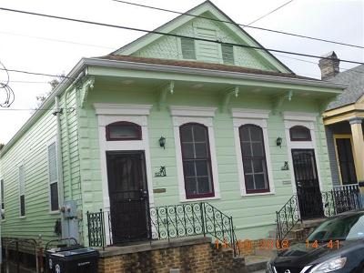 New Orleans Multi Family Home For Sale: 1222 St Anthony Street