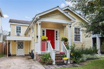 New Orleans Single Family Home For Sale: 3524 Robert Street
