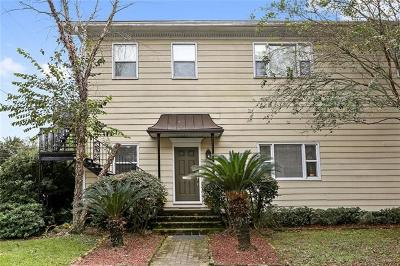 New Orleans Condo For Sale: 3102 Coliseum Street #3102