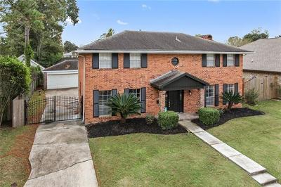 Single Family Home For Sale: 3747 Pin Oak Avenue
