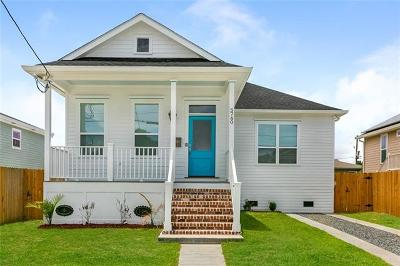 New Orleans Single Family Home For Sale: 5760 Wilton Drive