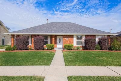 Harvey Single Family Home For Sale: 2280 N Friendship Drive