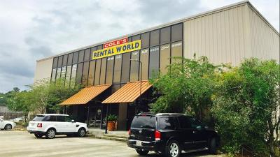 Commercial Lease For Lease: 2150 Highway 190