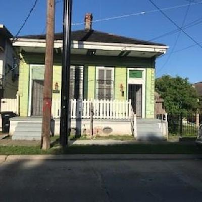 New Orleans Multi Family Home For Sale: 2009 Josephine Street
