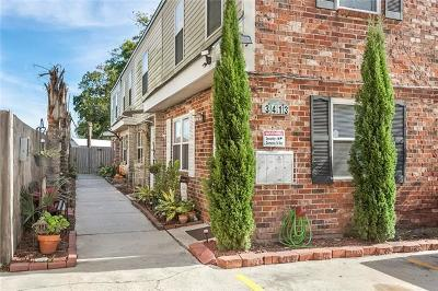 Metairie Multi Family Home For Sale: 3413 Transcontinental Drive