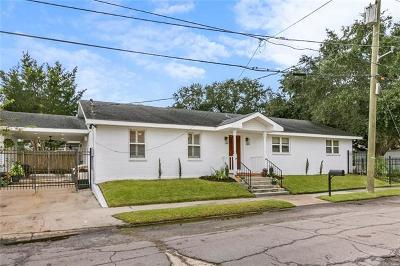 New Orleans Single Family Home For Sale: 430 36th Street