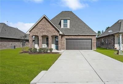 Madisonville Single Family Home For Sale: 10033 Cesson Court