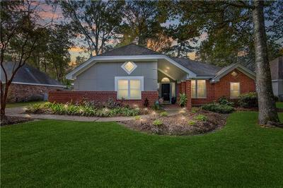 Single Family Home For Sale: 3003 White Oak Lane