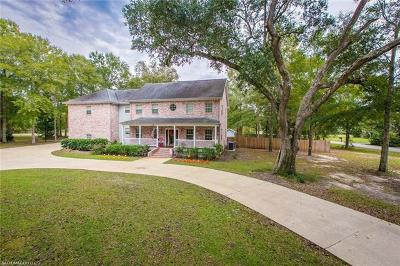 Slidell Single Family Home For Sale: 28 Millers Creek Lane