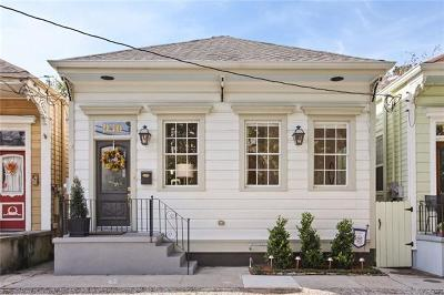 New Orleans Single Family Home Pending Continue to Show: 930 Dufossat Street